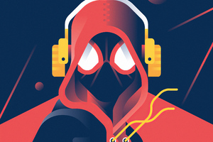 Spiderman Dribble
