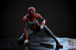 Spiderman Fan Artwork HD