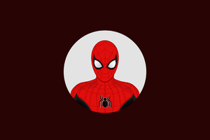 Spiderman Far From Home Minimal