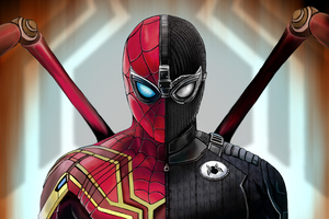 Spiderman Far From Home New Art
