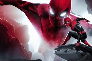 Spiderman Farfromhome