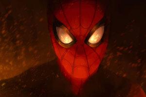 Spiderman Fire