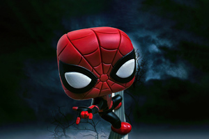 Spiderman Funko Wallpaper