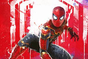 Spiderman Game Art Wallpaper