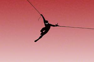 Spiderman Hd Art Wallpaper