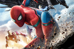 Spiderman Homecoming 2017 Movie