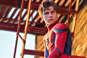 Spiderman Homecoming New Art