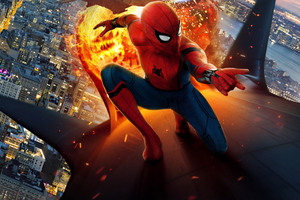 Spiderman Homecoming New Movie Poster Chinese