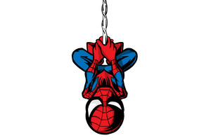 Spiderman Illustration Minimalist 4k Wallpaper