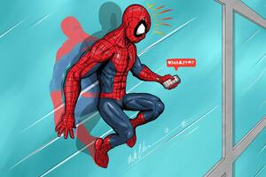 Spiderman Insta Fever
