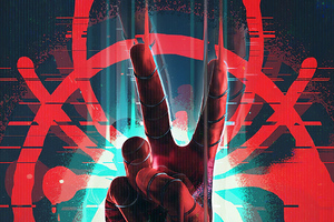 Spiderman Into The Spider Verse 2 Wallpaper