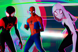 SpiderMan Into The Spider Verse 2018 HD