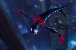 SpiderMan Into The Spider Verse 4k