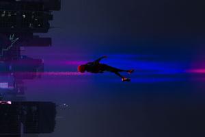 SpiderMan Into The Spider Verse Movie 2018 Art