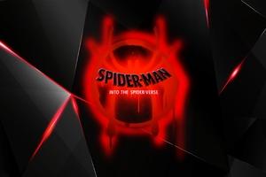 SpiderMan Into The Spider Verse Movie 2018 Logo