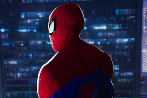 SpiderMan Into The Spider Verse Movie 4k 2018