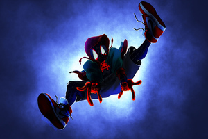 Spiderman Into The Spider Verse4k Wallpaper