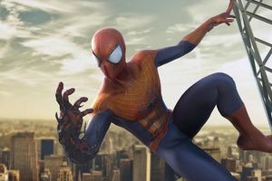 Spiderman Invenom Wallpaper