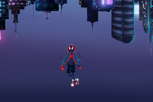 Spiderman Leap Of Faith Wallpaper