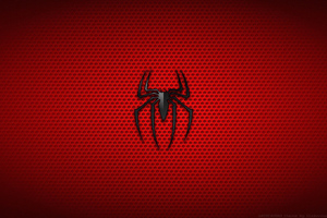 Spiderman Logo Background 4k Wallpaper