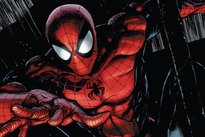 Spiderman Marvel Comics