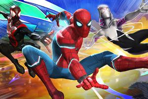 Spiderman Marvel Contest Of Champions 4k 2020