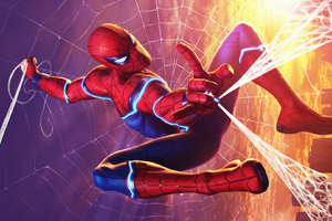 Spiderman Marvel Contest Of Champions
