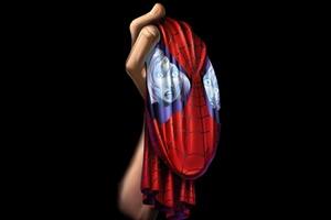Spiderman Mask Artwork 4k