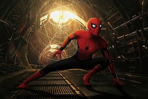Spiderman Mcu Wallpaper
