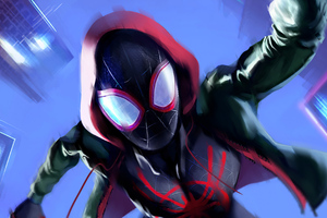 Spiderman Miles 4k 2020 Wallpaper