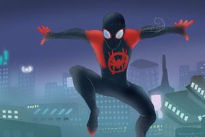 Spiderman Miles Morales 12k
