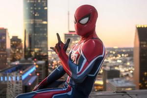 Spiderman Miles Morales 2020 4k