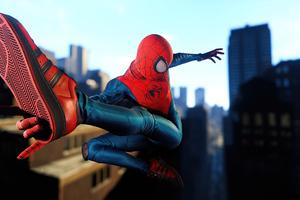 Spiderman Miles Morales 2021 4k