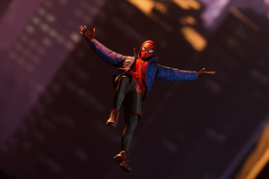 Spiderman Miles Morales 2021 4k Ps5