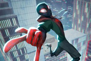 Spiderman Miles Morales HD