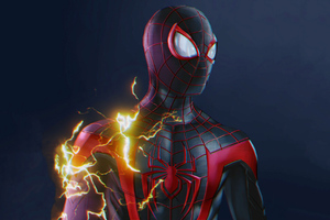 Spiderman Miles Morales New 2020