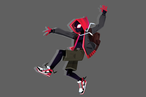 Spiderman Miles Morales New Arts 5k