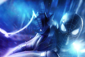 Spiderman Miles Morales Ps 5 4k