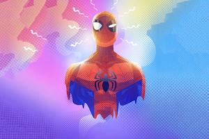 Spiderman Miles Morales Sense Wallpaper