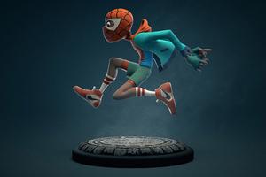Spiderman Milesart