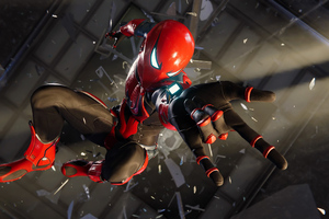 Spiderman MK 3 4K