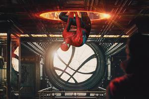 Spiderman Multiverse Of Madness 5k Wallpaper