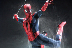 Spiderman New 4k