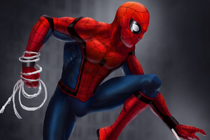 Spiderman New Artworks