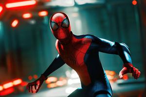 Spiderman New Reflections 4k Wallpaper