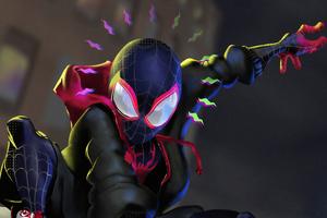 Spiderman New4k Wallpaper