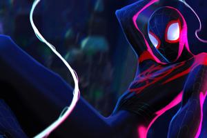 Spiderman Newart Verse
