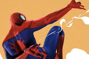 Spiderman Newart4k