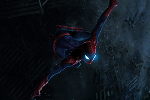 Spiderman Night Wallpaper
