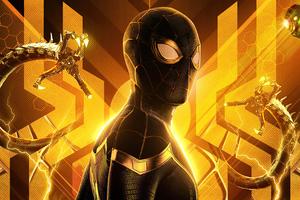 Spiderman No Way Home 2021 Wallpaper